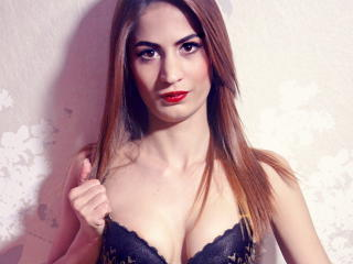 Picture of the sexy profile of CerasellaRoset, for a very hot webcam live show !