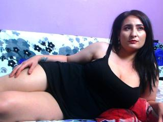 Picture of the sexy profile of WiseStar, for a very hot webcam live show !