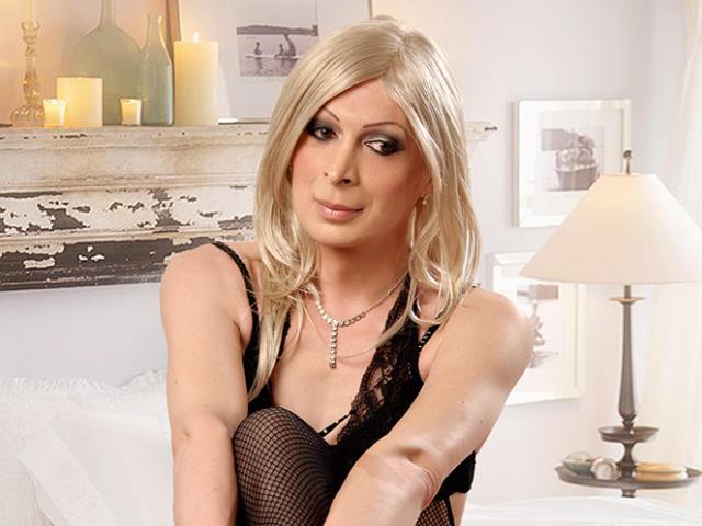 Блондинка транс время