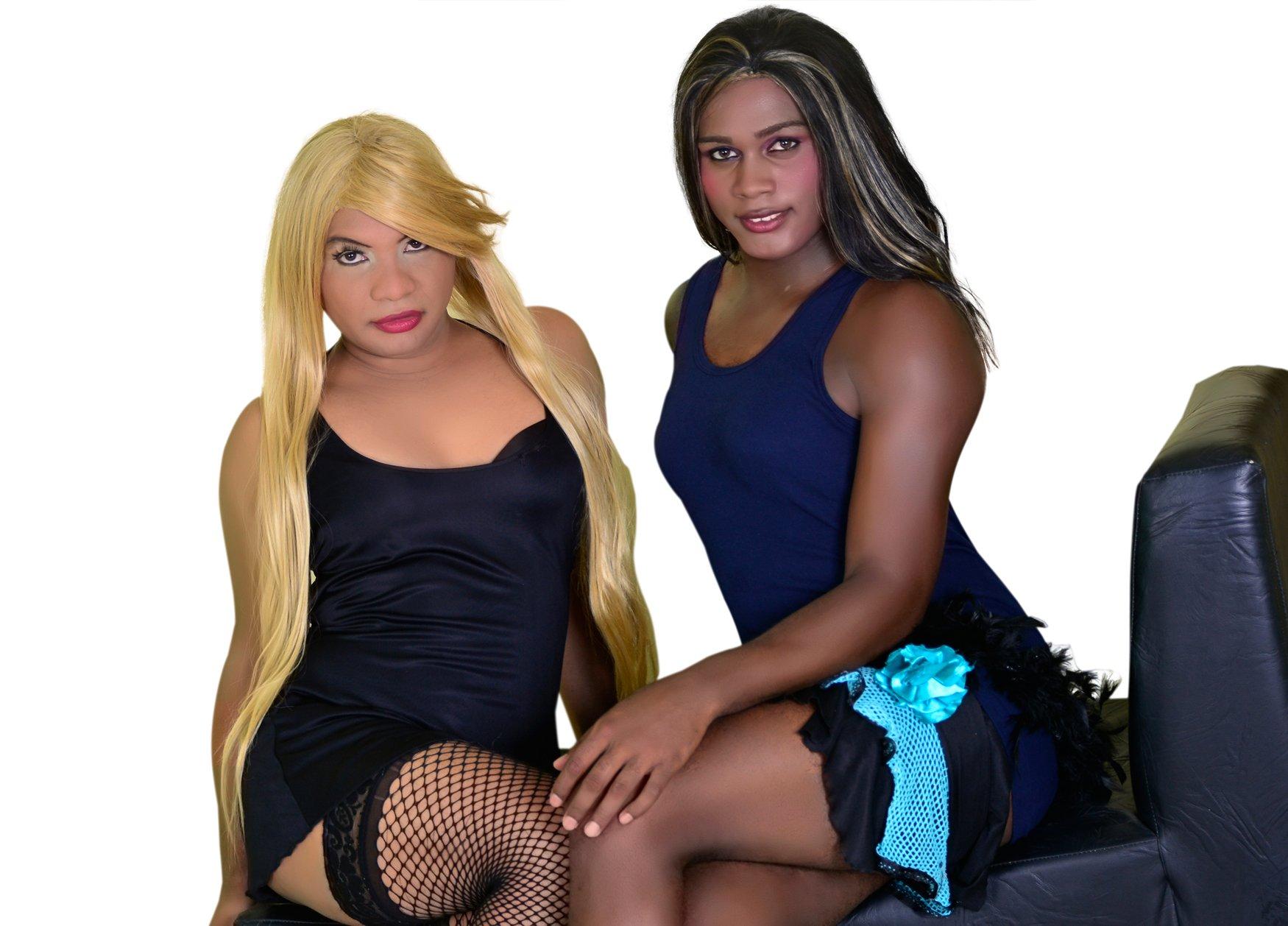 Женщины негритянки трансы по вызову голые тетки